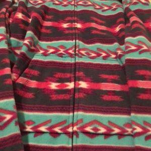 Sonoma Jackets & Coats - Women/girl fleece jacket
